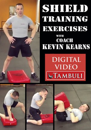 Burn with Kearns Grappling Shield Training