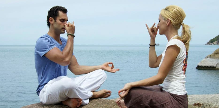Yoga Breathing for Stress Relief