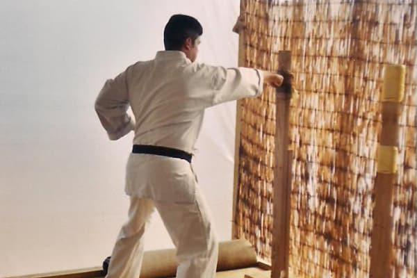 Makiwara Sensei